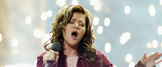 KELLY CLARKSON IDOL