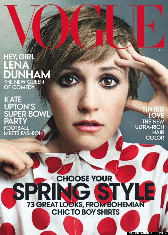 lena vogue cover