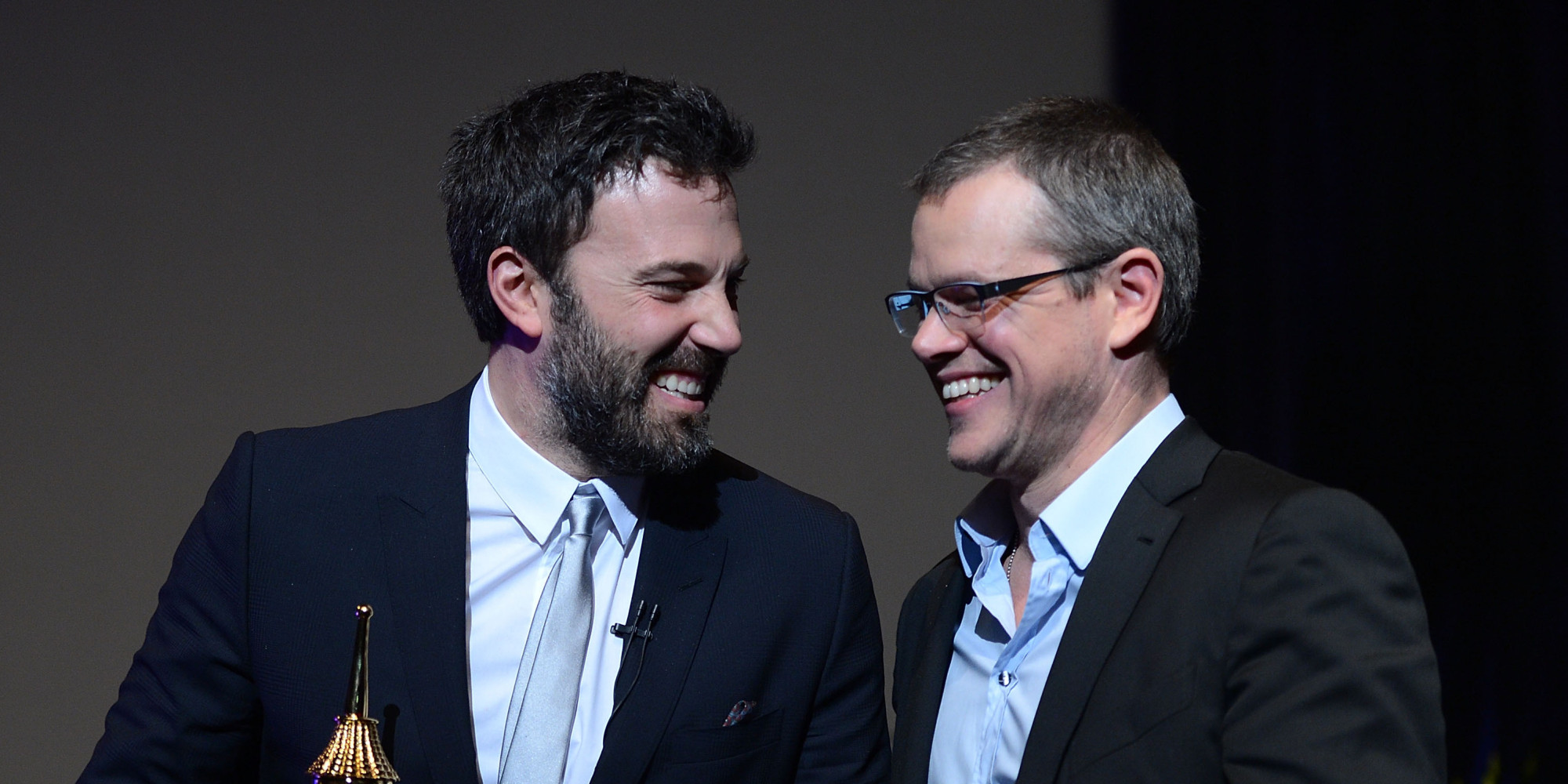 Matt Damon, Ben Affleck Big Screen Reunion Rumors Fly