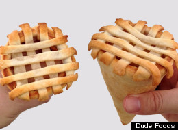 How To Make An Apple Pie Cone