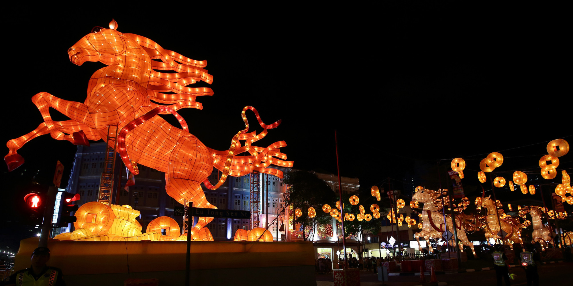 Chinese New Year Animal What Your Zodiac Means For 2014 Travel