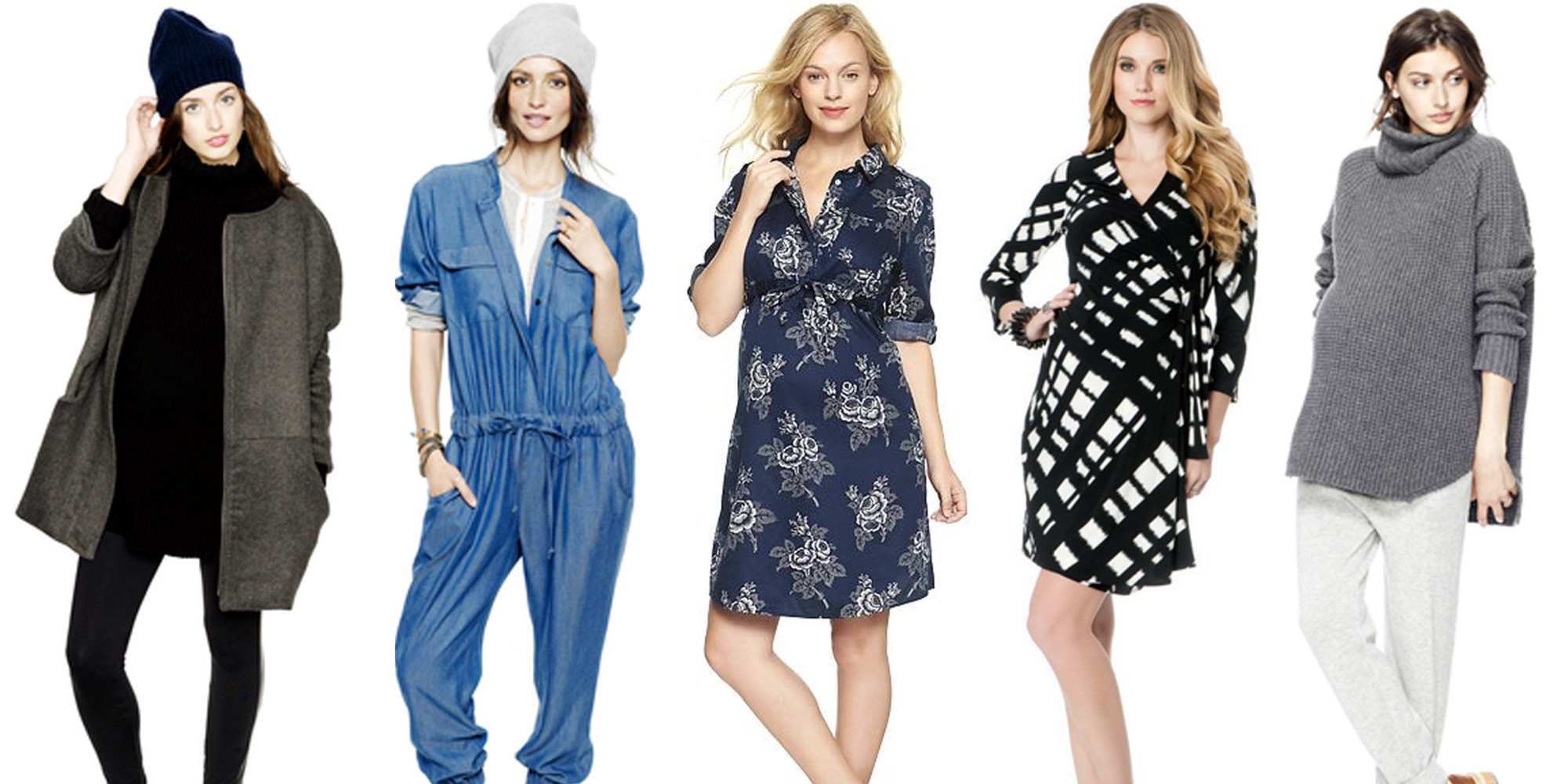 Maternity Clothes That Are So Stylish, You'll Want To Wear ...