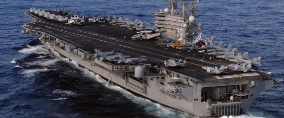 RONALD REAGAN USS