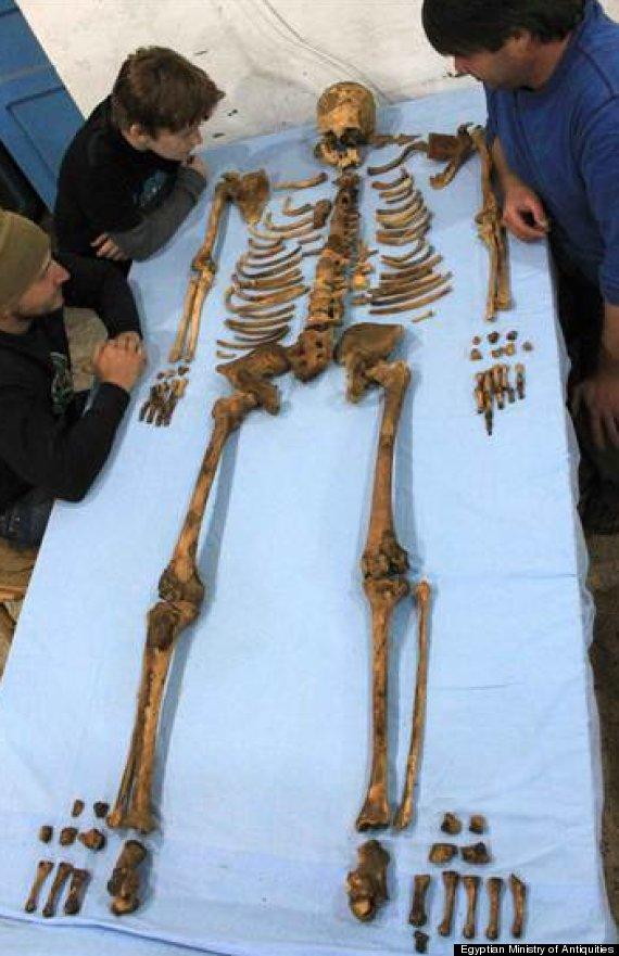 unknown pharaoh king senebkay