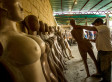 Giant Boob Mannequins Of Venezuela Blamed For Fuelling Negative Body Image and Plastic Surgery Obsession