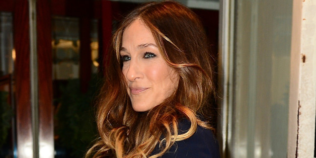 Sarah Jessica Parker Drinks Tequila For The First Time At ...