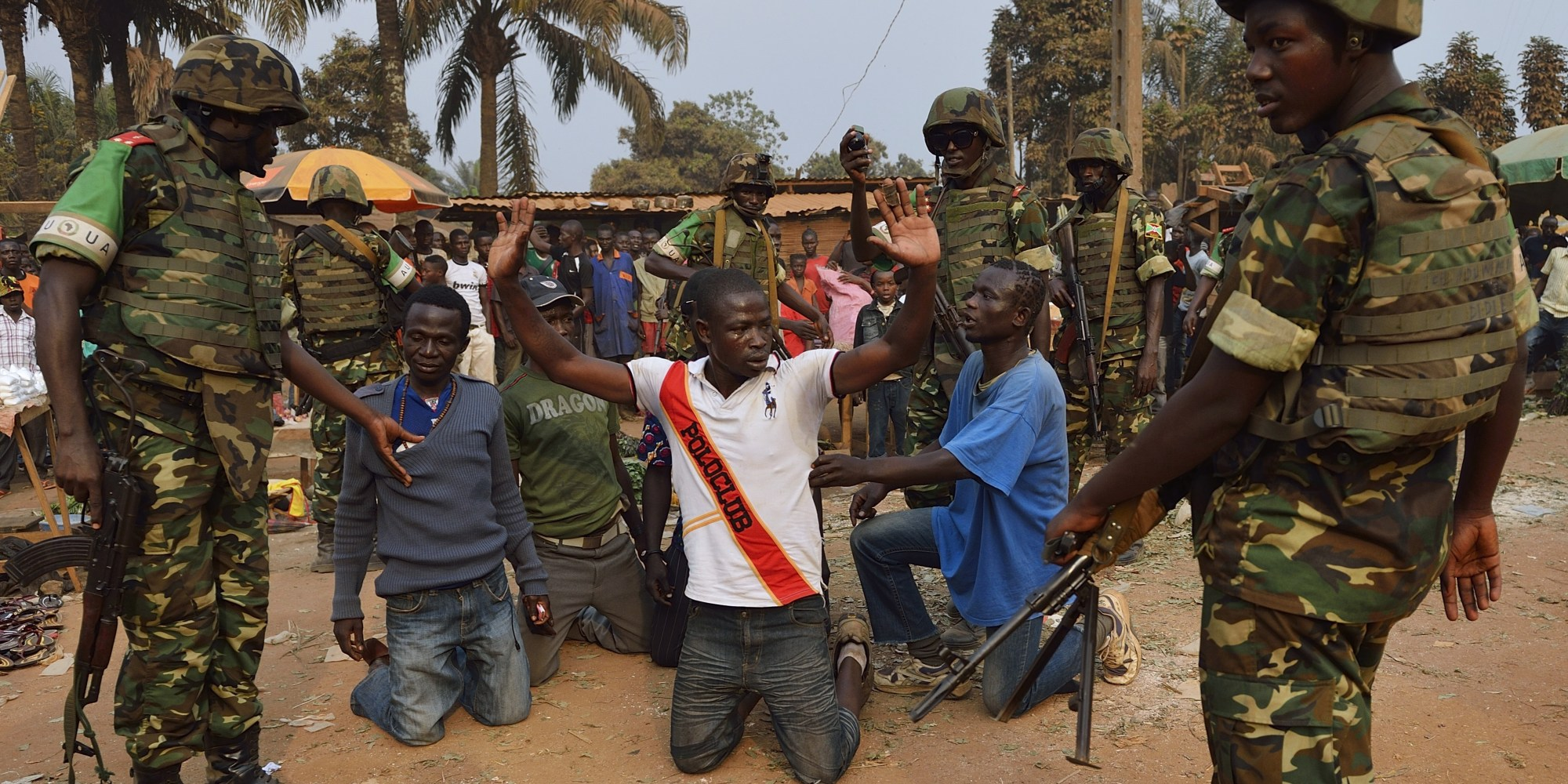 Central African Republic Conflict Central African Republic at