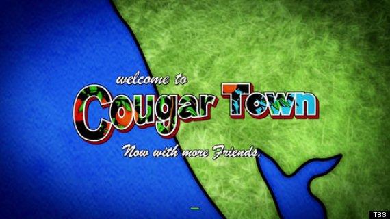 cougar town friends