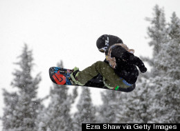 Get A Rock-Solid Body Like Olympic Snowboarder Kelly Clark