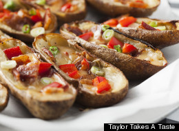 20 Different Ways To Load Up Potato Skins