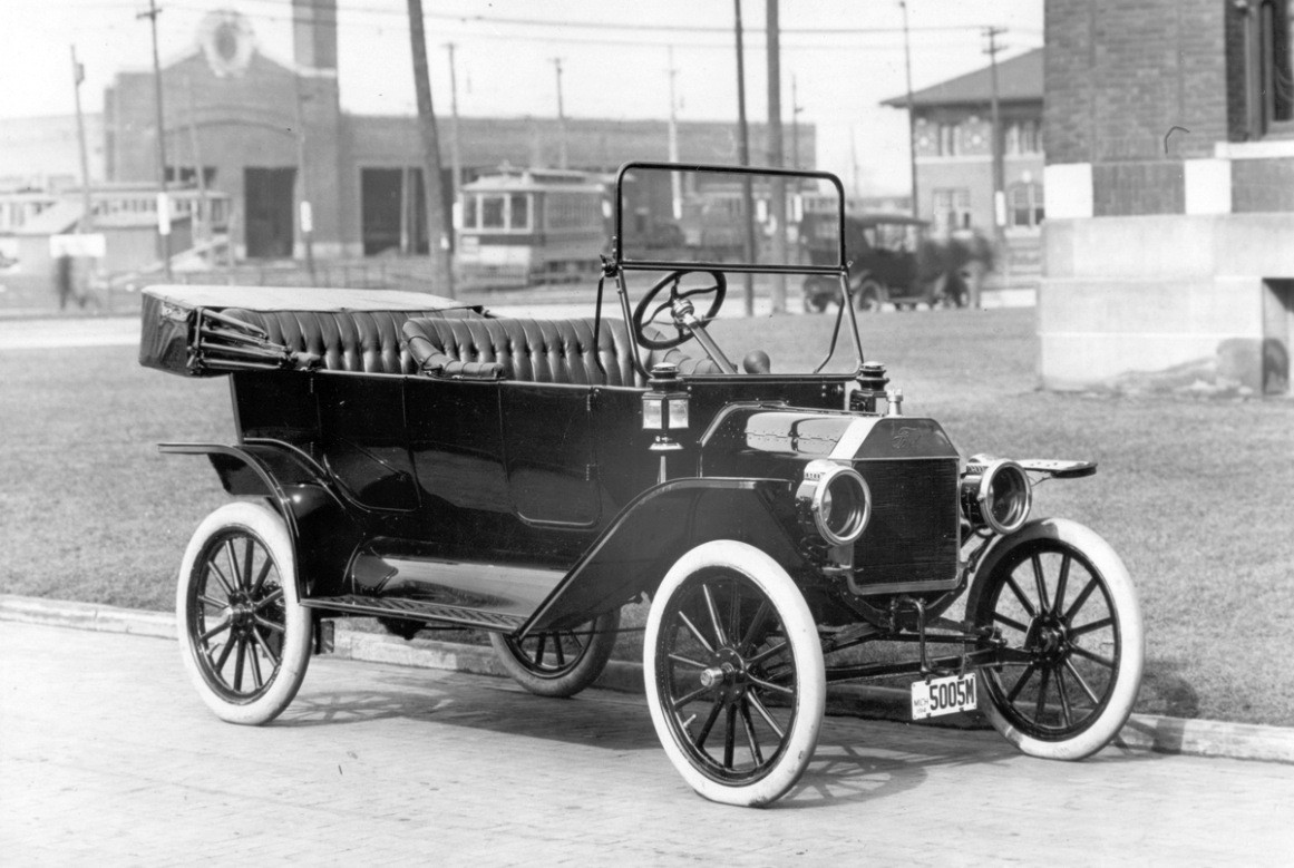 model t & 100 Years Ago The Auto Industry Was Americau0027s Silicon Valley ... markmcfarlin.com