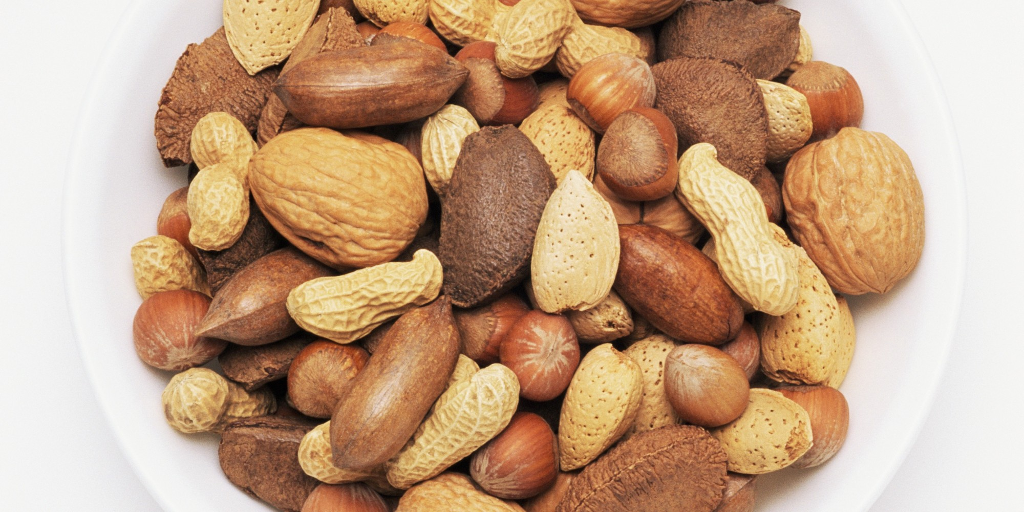 Nuts that help you live longer