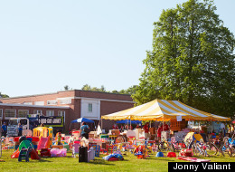 The Epic Yard Sale That Helped One Community Heal
