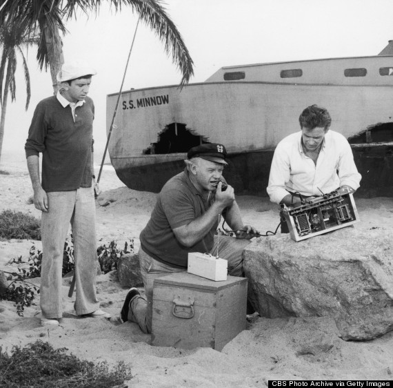 7 Life Lessons We Learned From Gilligans Island Huffpost