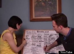 Hilarious Couple Shows Us It's TOO Easy To Cut Your Wedding Guest List
