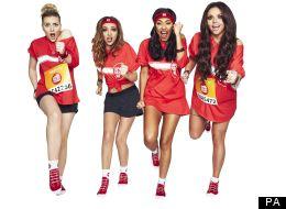 LISTEN: Little Mix Debut Sport Relief Single