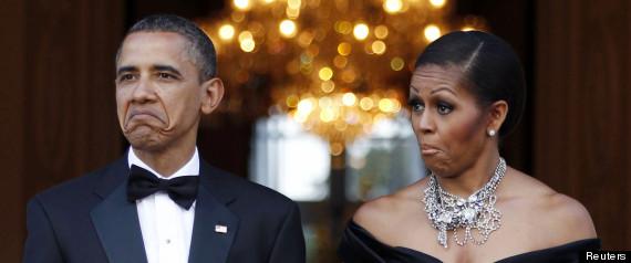michelle obama funny
