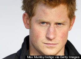 Prince Harry Quits The Battleground For An Office Job