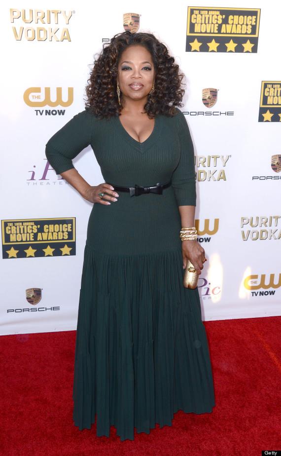 oprah winfrey crtitics choice awards