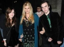 Kirstie Alley Son True