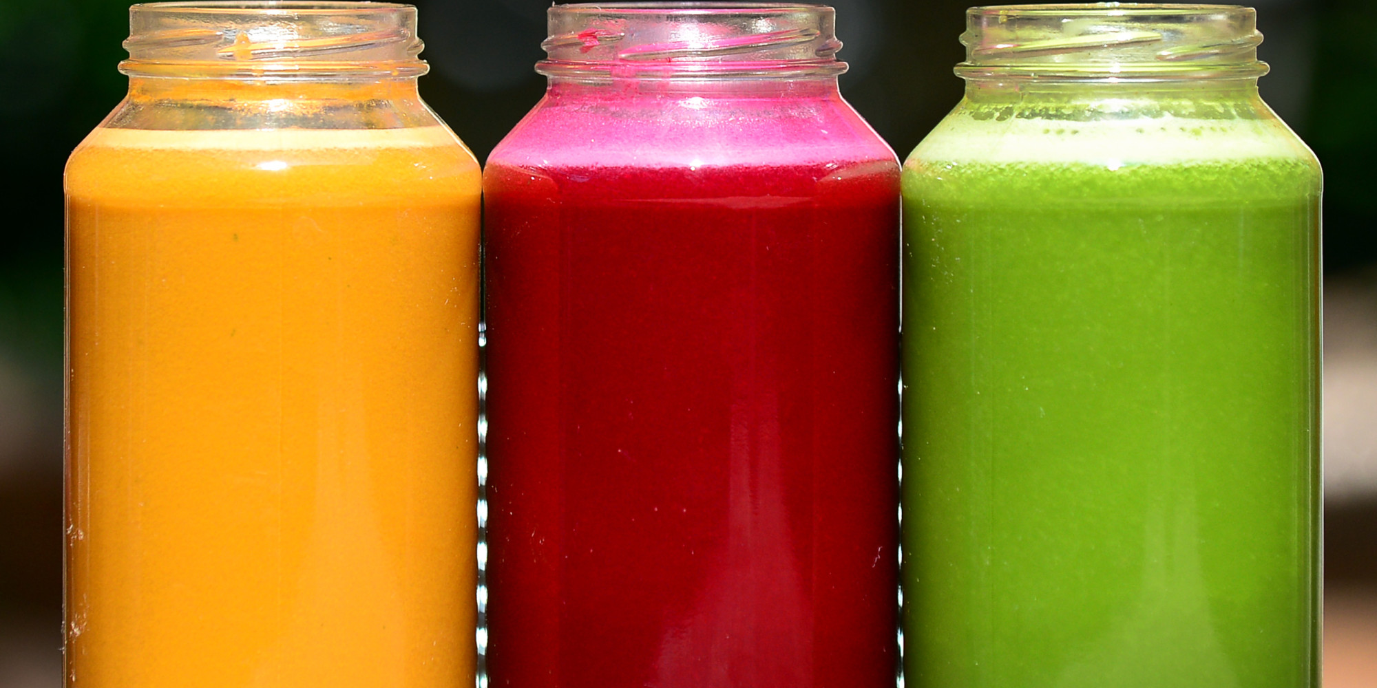The Unbelievable Amount Of Sugar In 'Healthy' Juice