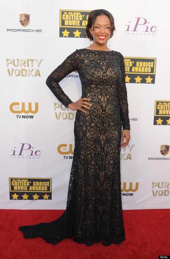 aisha tyler critics choice awards