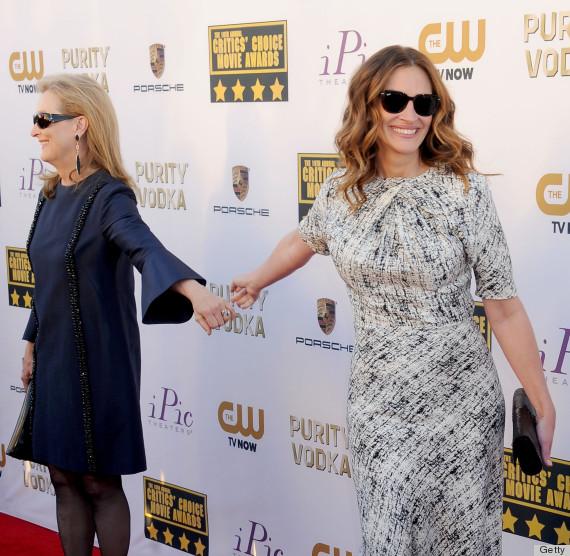 meryl streep julia roberts sunglasses
