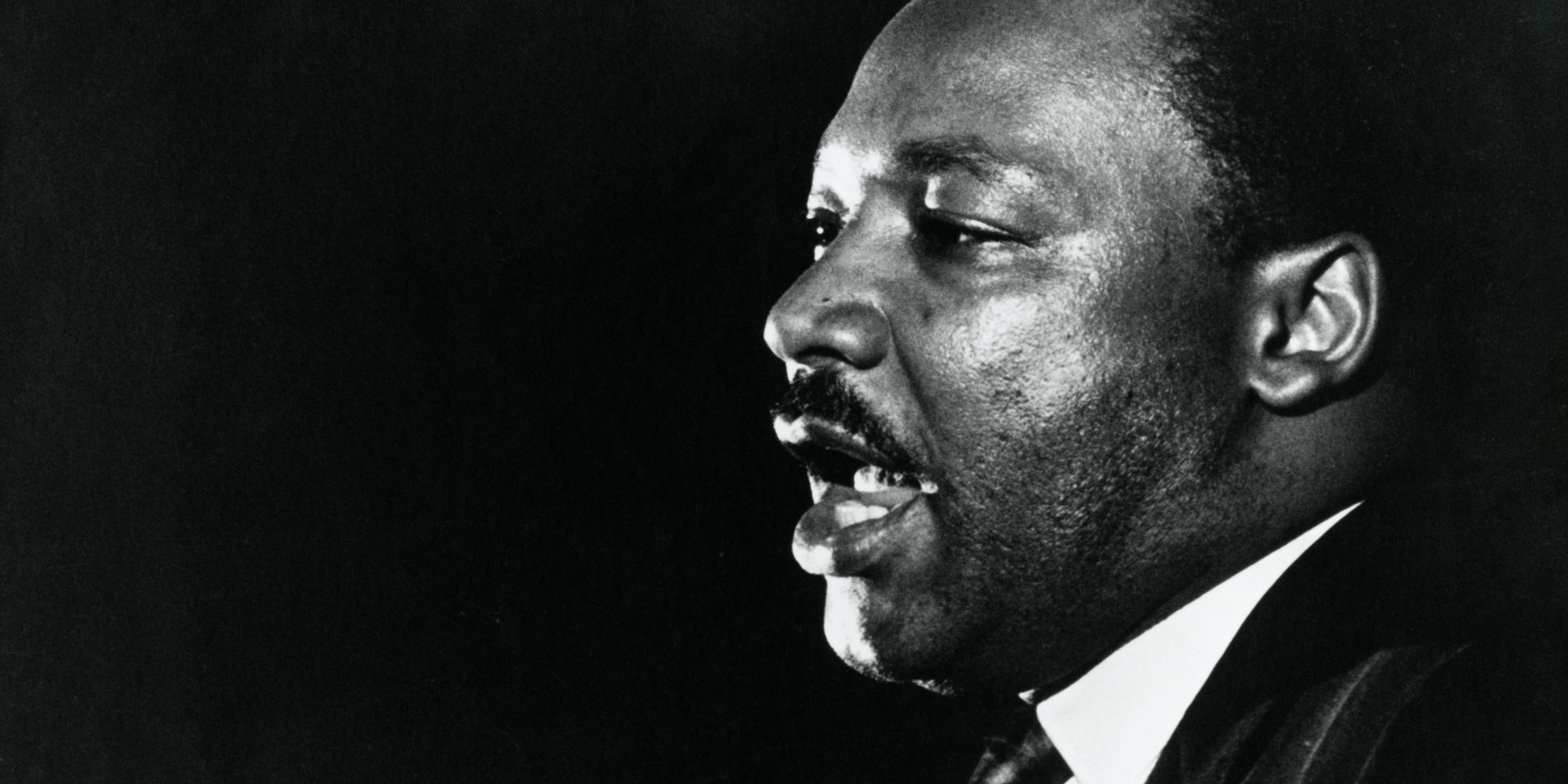 Martin luther king jr holiday is still a black holiday for Black and white only