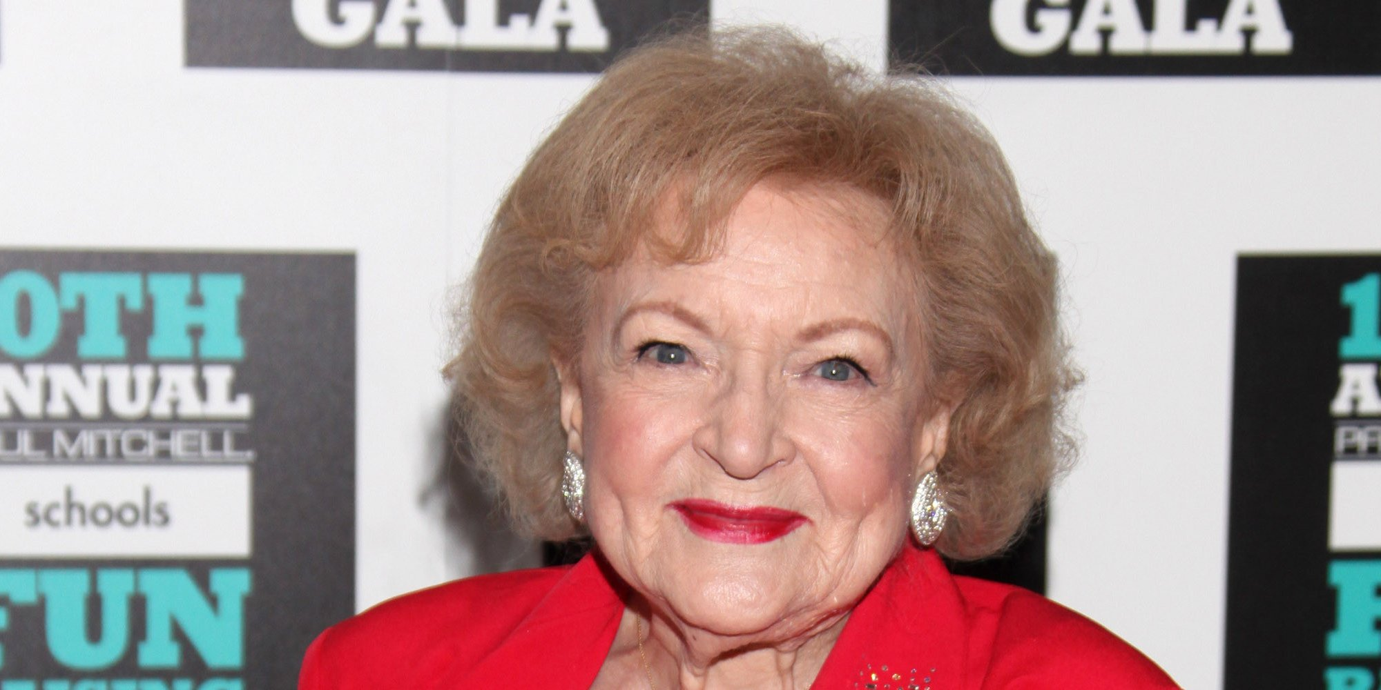 Betty White 2014 Love About Betty White On