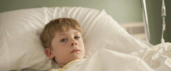 KID HOSPITAL BED