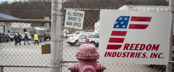 Freedom Industries bankruptcy