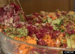 WATCH: What To Do With Leftover Juicer Pulp