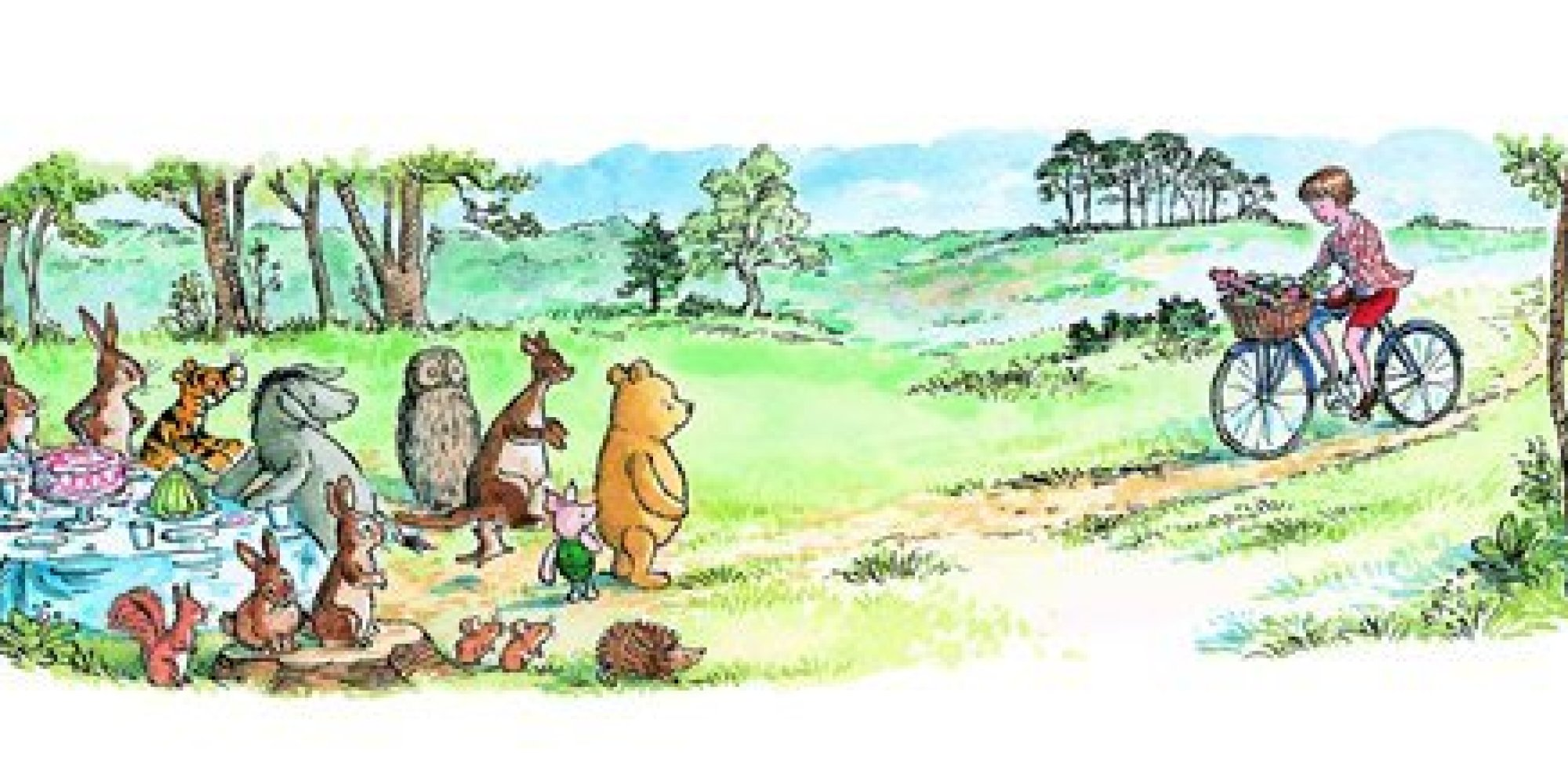 8 Heartbreakingly Adorable Quotes From Winnie The Pooh