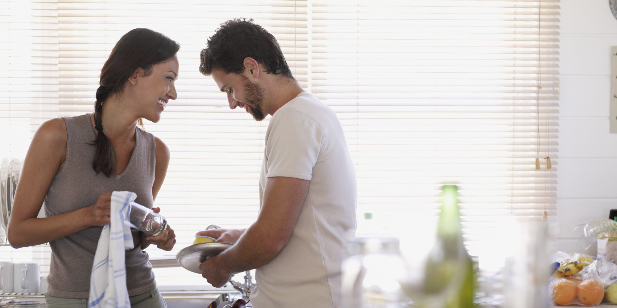 5 sweet things she can't appreciate all the time