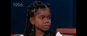 Hydeia Oprah Guest Aids Watn Own