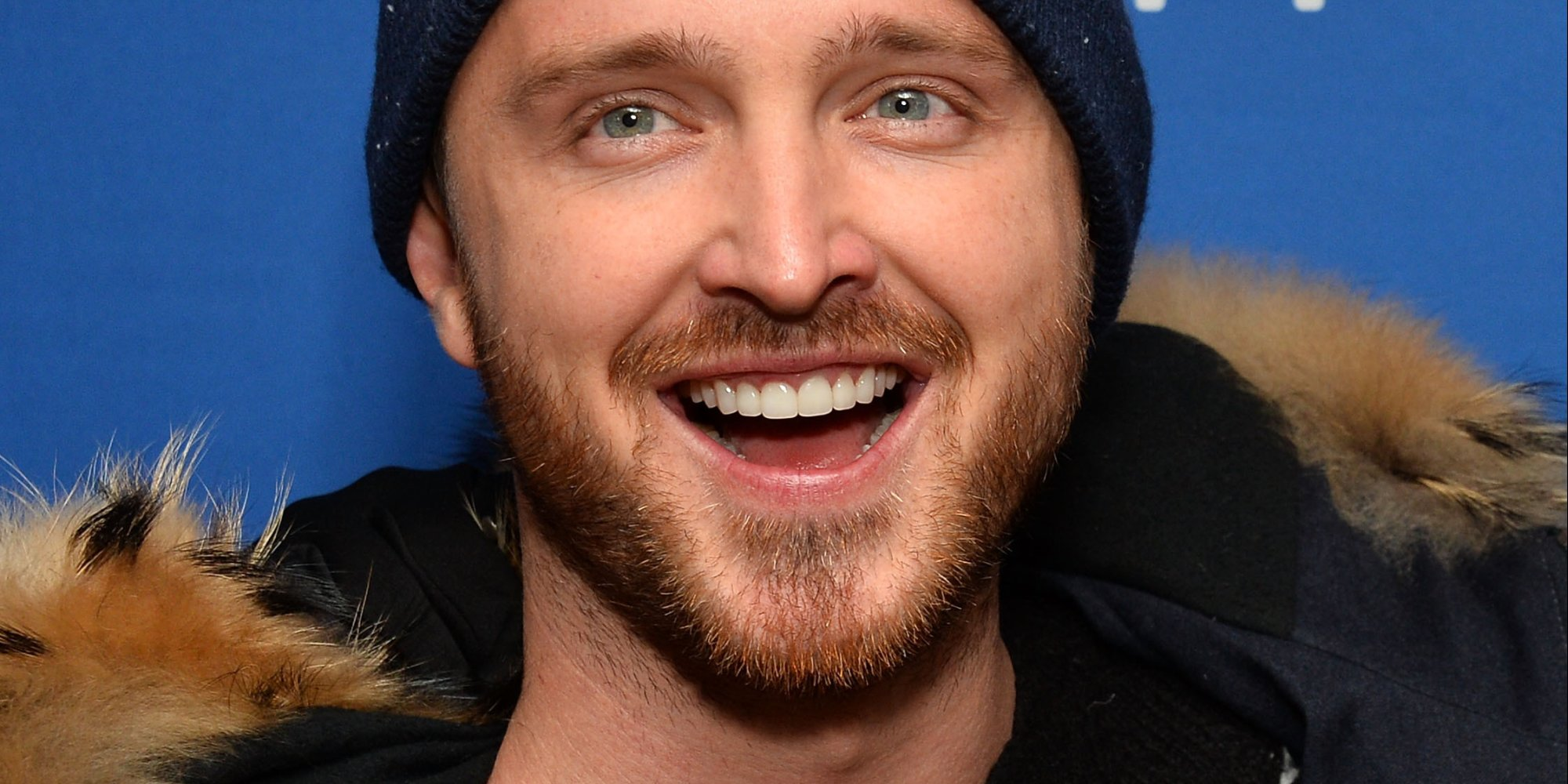 Aaron Paul On Sundance...