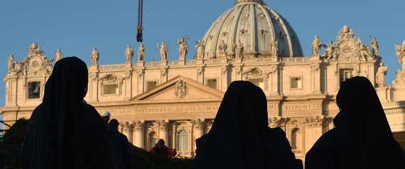 Nun Gives Birth Baby Boy Italy