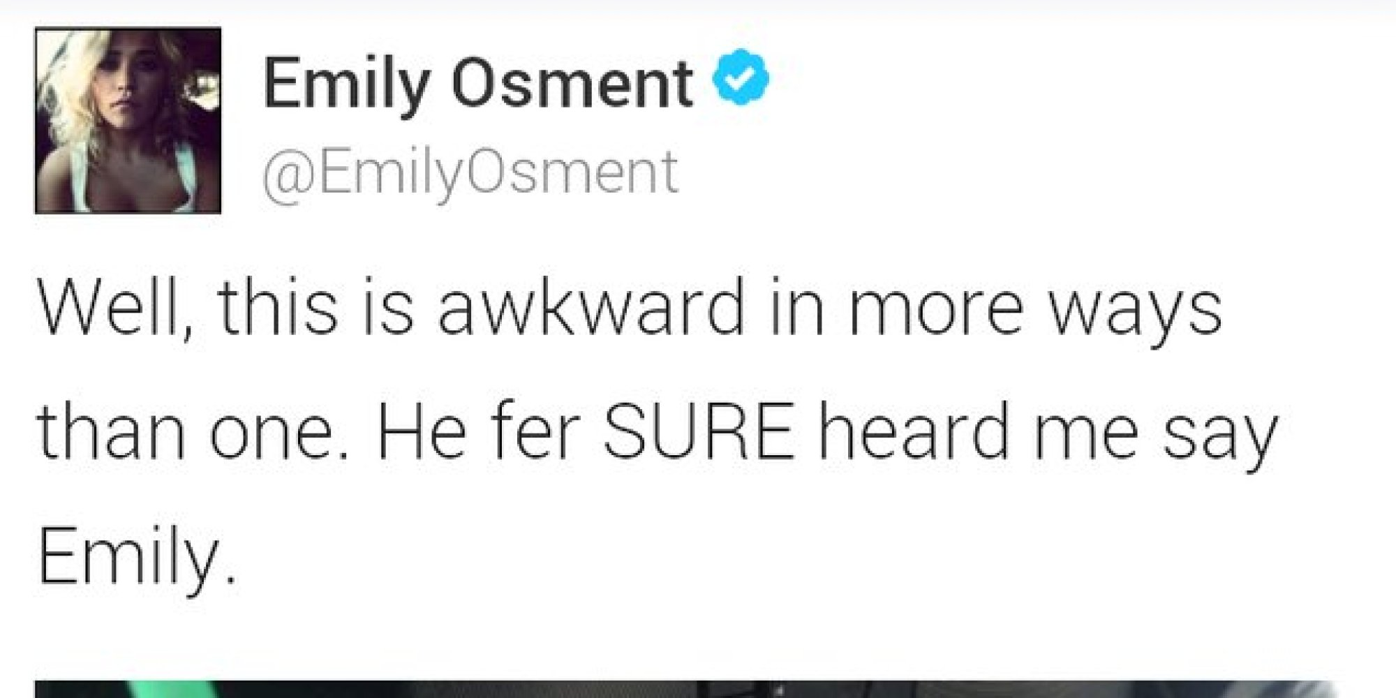 Emily osment dating history in Perth