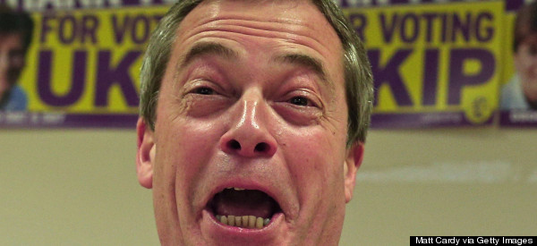 Ukip To Top European Elections, According To ComRes Poll