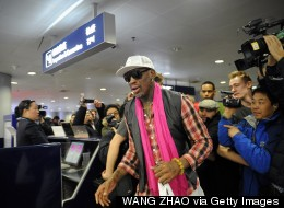 Rodman Checks Into Rehab