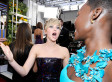 Jennifer Lawrence Had The Best Reaction To Seeing Lupita Nyong'o At The SAG Awards
