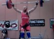 Man Gets Horrific Injury During Fitness Competition
