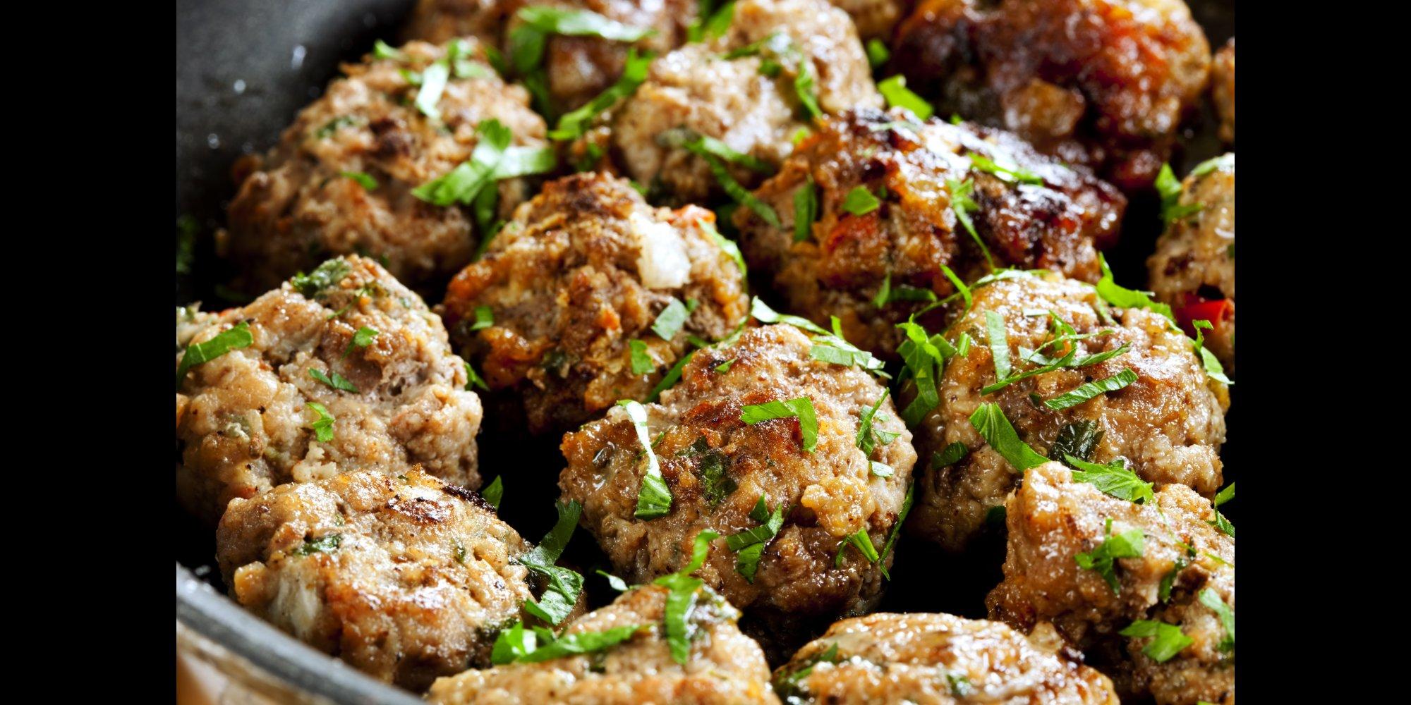 Comment r ussir les meilleures boulettes vid o - Comment cuisiner des boulettes de boeuf ...