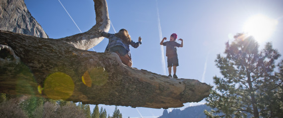 YOSEMITE NATIONAL PARK KIDS