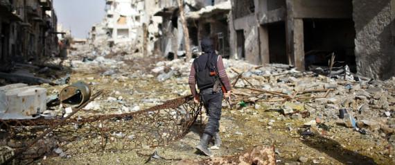 SYRIE ISLAMISTS