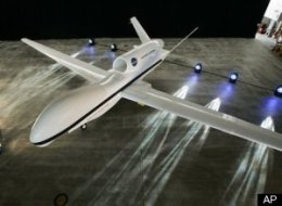 Global Hawk Nasa Robotic Jet