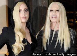 Lady Gaga And Donatella Versace Make Us See Double