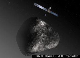 After Long Sleep, Comet Chaser Gets Wake-Up Call