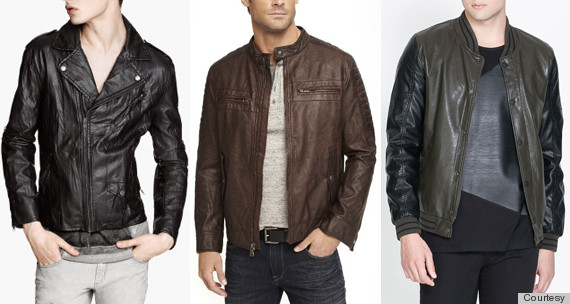 The One Item Every Man Should Have In His Closet A Leather Jacket