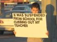 Fed-Up Mom Endorses Public Punishment After Son Cussed Out Teacher